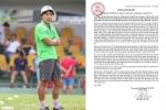 HLV Miura ký văn bản xác nhận Công Vinh rời ghế Quyền Chủ tịch CLB