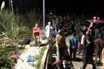 Xe khách lao xuống vực sâu trên đèo Lò Xo,  20 người thương vong