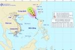 Tin mới nhất cơn bão số 8 trên Biển Đông