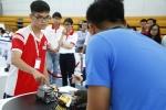 Những khoảnh khắc ấn tượng tại chung kết Robotacon Việt Nam 2017