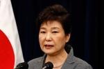 Tổng thống Hàn Quốc bị phế truất rời Nhà Xanh vào ngày 13/3