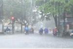 Hôm nay, cả nước có mưa lớn trên diện rộng