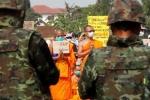 An ninh thắt chặt ở chùa Thái sau vụ tự tử phản đối bắt sư
