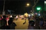 Xe bồn cán chết người phụ nữ trong đêm ở TP.HCM
