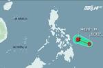 Áp thấp nhiệt đới xuất hiện gần Biển Đông, khả năng mạnh lên thành bão