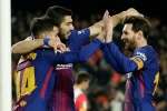 Highlights Barcelona 6-1 Girona: Bữa tiệc siêu phẩm của những siêu sao