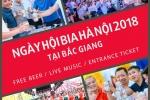 Ngay hoi Bia Ha Noi 'tai ngo' Bac Giang vao ngay 17/8 toi day hinh anh 2