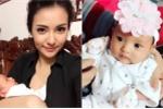 Hồng Quế 'nổi đóa' vì bố của con gái sợ bé xuất hiện trên đời