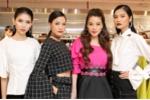 Top 3 Vietnam's Next Top Model - All Stars 2017 mừng vui hội ngộ Trương Ngọc Ánh