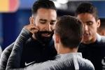 Vô địch World Cup, cầu thủ có bộ ria may mắn chia tay đội tuyển Pháp