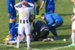 Clip: Bị sút bóng trúng ngực, cầu thủ 25 tuổi chết giữa trận đấu