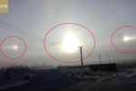 Video: Ngoạn mục 3 mặt trời xuất hiện cùng lúc ở Trung Quốc