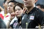 Vô địch SEA Games 29, U22 Thái Lan chia tay nữ trưởng đoàn xinh đẹp