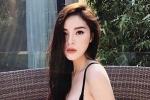 Hoa hậu Kỳ Duyên khoe vòng một sau 'nâng cấp' cực nóng bỏng