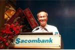 Sacombank bất ngờ rút lui khỏi sàn chứng khoán HoSE