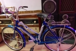 Hoài niệm cả bầu trời tuổi thơ với xe đạp Phượng hoàng giá 3,3 triệu đồng