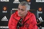 Mourinho hứa không ăn mừng nếu MU hạ Chelsea