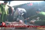 Rùng mình xem sản xuất hàng tấn mỡ bẩn ở Bắc Ninh