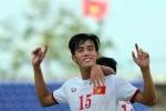 Video U19 Việt Nam hủy diệt U19 Singapore trong hiệp 1