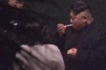 Lộ hình ảnh rất đời thường của Chủ tịch Kim jong-un trong hành trình đến Việt Nam