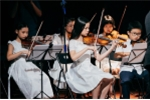 Khán giả ấn tượng mạnh với dàn nhạc nhí lần đầu tiên xuất hiện tại Việt Nam