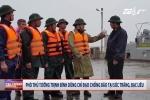 Phó Thủ tướng thị sát, đôn đốc chống bão cấp thảm họa tại Sóc Trăng, Bạc Liêu