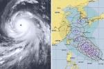 Tiếp nối Trami, Nhật Bản lại đối mặt siêu bão Kong-rey tăng cường