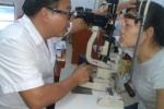Hà Nội: Lượng bệnh nhân đau mắt đỏ tăng bất thường