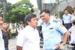 Phó Chủ tịch phường Tân Định để vỉa hè bị chiếm, ông Đoàn Ngọc Hải đề nghị xử lý