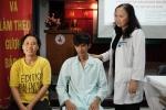 Phẫu thuật cắt nối khí quản giúp chàng trai Campuchia tìm lại giọng nói sau hai năm im tiếng