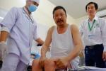 Người đàn ông ngồi dậy thần kỳ sau 5 năm nằm liệt giường vì tai nạn