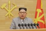 Trang phục ông Kim Jong-un mặc khi phát biểu mừng năm mới có gì đặc biệt?