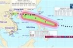 Kịch bản xấu nhất: Siêu bão MANGKHUT đổ bộ Việt Nam, sức tàn phá khủng khiếp