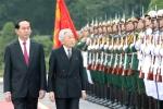 Chủ tịch nước Trần Đại Quang sẽ thăm cấp Nhà nước đến Nhật Bản