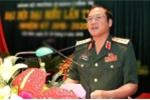 Thượng tướng Phương Minh Hoà bị kỷ luật cảnh cáo