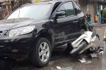 Video: Hiện trường tai nạn liên hoàn làm 6 người nhập viện ở Hà Nội