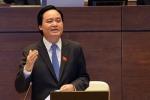 Bộ trưởng Phùng Xuân Nhạ: 'Cương quyết đưa ra khỏi ngành giáo viên, cán bộ vi phạm quy chế thi'