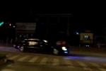 Clip: 'Quái thú' và dàn xe hộ tống ông Trump lao vun vút trên phố Hà Nội