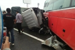 Tai nạn liên hoàn trên cao tốc Trung Lương, 2 người thương vong