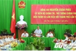 Thủ tướng: Cần Thơ phải thành thủ phủ khởi nghiệp của Đồng bằng sông Cửu Long