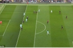 Video: Trọng tài mắc sai lầm, Arsenal nhận bàn thua oan uổng
