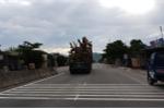 CGST Quang Tri tam giu xe cho cay khung mac ket o Hue hinh anh 2