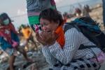 Kẻ vô lương tung tin giả khiến dân vùng thảm họa kép khiếp sợ