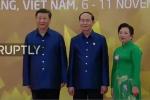 Video: Chủ tịch Trung Quốc Tập Cận Bình đến dự tiệc chiêu đãi APEC 2017