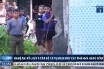 Đưa máy xúc phá nhà hàng xóm ở Nghệ An: 5 cán bộ bị kỷ luật