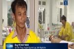 Ngạt khí dưới hầm tàu cá, 2 người hôn mê ở Nghệ An