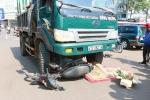 Xe tải chở rác tông xe gắn máy, người đàn ông chết thảm