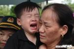 Anh: Hang tram nguoi khoc nghen tien biet liet si Pham Giang Nam ve dat me hinh anh 12