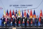 Trung Quốc cam kết cùng ASEAN đóng góp hòa bình và ổn định ở Biển Đông