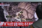 Chuyên gia Trung Quốc nói bãi thử nghiệm hạt nhân Triều Tiên sụp đổ